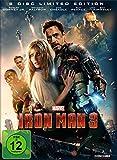 Iron Man 3 (2 Disc Limited Edition im Steelb (Dvd) [Import allemand]