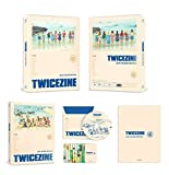 TWICE - TWICEZINE JEJU ISLAND EDITION Photobook+DVD+Mini Poster(On Pack)/