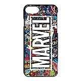 グルマンディーズ 〈MARVEL〉 iPhone8/7/6s/6(4.7インチ)対応3Dハードケース コミック・カラー mv-96b