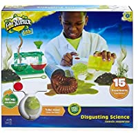 Edu Science 15 Experiment Disgusting Science Kit by Toys R Us