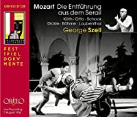 Mozart: Die Entfuhrung Aus Dem Serail by Erika Koth (2005-10-25)