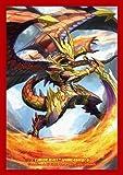 """ブシロードスリーブコレクション ミニ Vol.277 カードファイト!! ヴァンガードG 『ドラゴニック・ブレードマスター""""紅焔"""