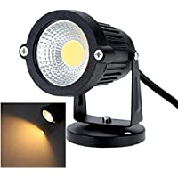 Lixada 十色の選択 IP65 屋外 景観 LED ガーデンスポットライトCE&RoHS 8W 85-265V AC