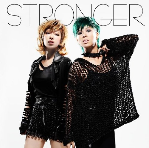 STRONGER feat. 加藤ミリヤ