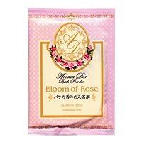 アロマドール バスパウダー バラの香り 40包