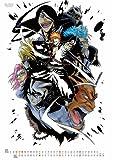 BLEACH 2008コミックカレンダー ポスター型 7枚 ケース付