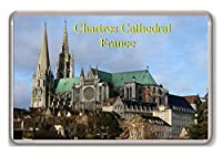 France/Chartres Cathedral/fridge magnet.! - ?????????