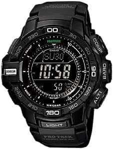 プロトレック カシオ PRO TREK CASIO メンズ 腕時計 ソーラー PRG-270-1AJF ブラック 国内モデル