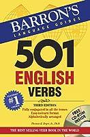 501 English Verbs with CD-ROM (Barron's 501 Verbs)