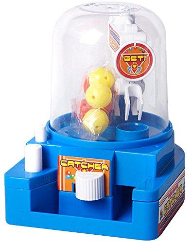 クレーンゲーム キャッチャー ミニ パーティー Puzzle Catch Game ファミリー 知育 ゲーム 手軽 簡単 おもちゃ 手動 男女 子供 キッズ
