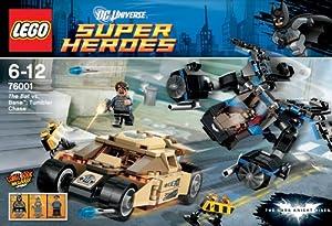 レゴ スーパー・ヒーローズ バットマン vs ベインTM:タンブラー・チェイス 76001