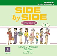 Side by Side Level 3 Activity Workbook CDs (2)