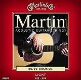 Martin M140 マーチン アコースティックギター弦