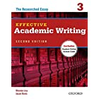Effective Academic Writing: Level 3: the Researched Essay