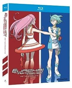 交響詩篇エウレカセブン Pt.2 北米版 / Eureka Seven: Part 2 [Blu-ray][Import]