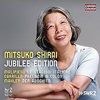 Malipiero/Carrillo/Mahler: Jub