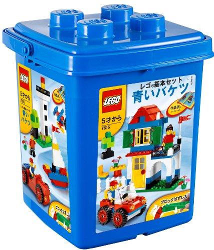 レゴ (LEGO) 基本セット 青いバケツ (ブロックはずし...