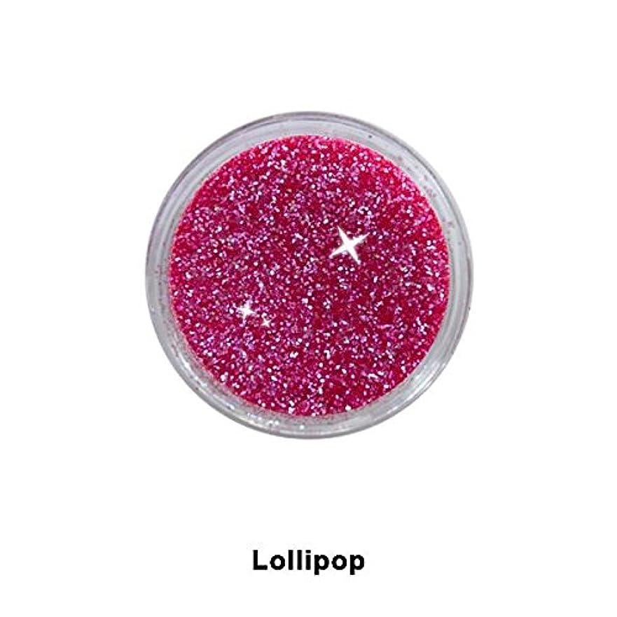 ヒロイン美しい意味のあるEye Kandy アイキャンディー グリッター メイクアップ アイシャドー アイライン Glitter Sprinkles 5個以上購入でキャンディセット(リキッドシュガー?筆)プレゼント (Lollipop)