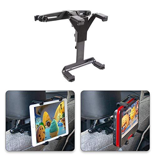 POMILE タブレットホルダー 車載 後部座席用 ポータブ...