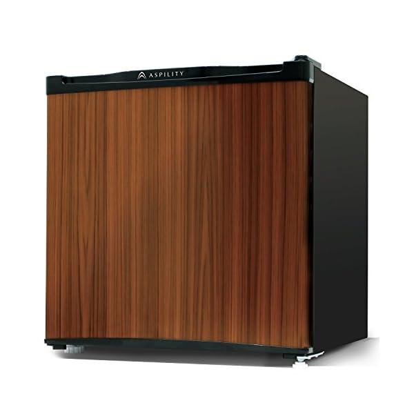 エスキュービズム 1ドア冷蔵庫 WR-1046W...の商品画像