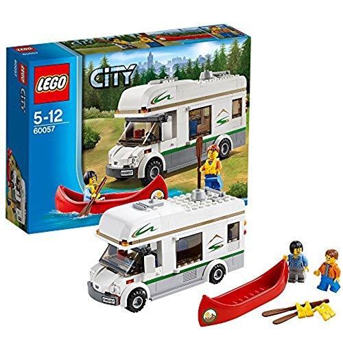 レゴ (LEGO) シティ キャンピングカー 60057
