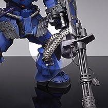 ガンプラ ロボット 模型 フィギュア ディテールアップ用 メタル ガトリング砲弾 (メタリックブラック) [並行輸入品]