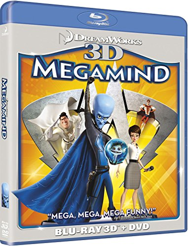 Megamind [Blu-ray] [Import] -