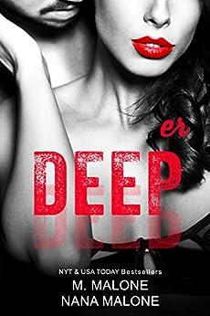Deeper (The Deep Duet Book 2) by [Malone, M., Malone, Nana]
