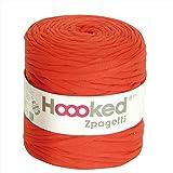 DMC Hoooked Zpagetti フックドゥ ズパゲッティ リサイクルヤーン 超極太 (ロットにより色の変更あり) #Red レッド 約 120m DMC800