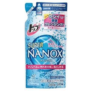トップ スーパーNANOX 詰替 360g