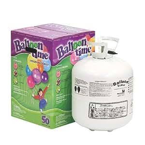 ヘリウムガス バルーンタイムL 使い捨て400L