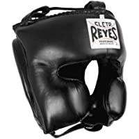 (Small, Black) - Cleto Reyes Classic Training Headgear, Small