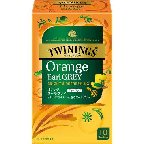 オレンジ アールグレイ 10P