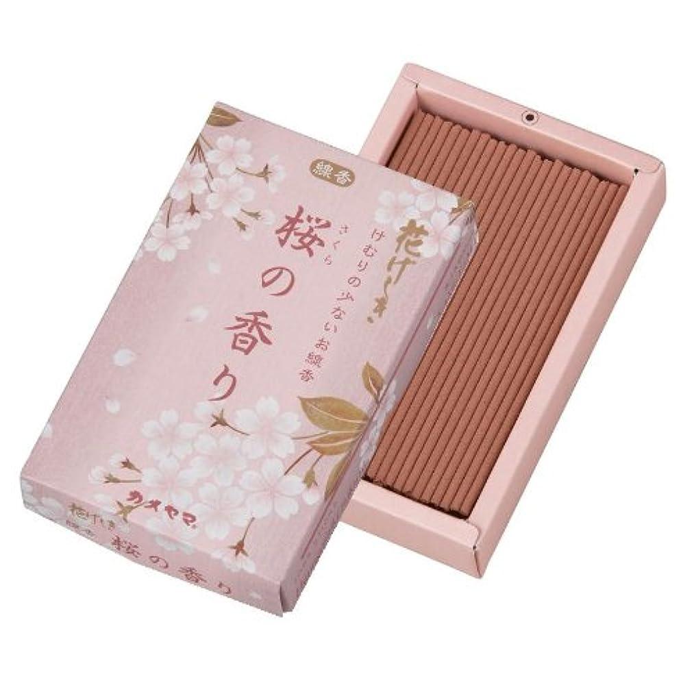 考え舌刺繍花げしき 桜の香りミニ寸 50g