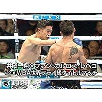 井岡一翔×ファン・カルロス・レベコ(2015) WBA世界フライ級タイトルマッチ【TBSオンデマンド】
