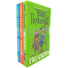 Terry Pratchett The Nomes 3 Books Collection Pack Set (Truckers, Diggers, Wings)