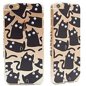 skinnydip ( スキニーディップ ) ロンドン の 目玉 動く キャット iphone6ケース IPHONE 6 6s GOOGLY CAT CASE ケース アイフォン シックス カバー iphone6 iphone6s 保護シート ゲット 海外 ブランド