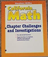 Mathmatics California Chapter Challenges and Investigations, Level 5