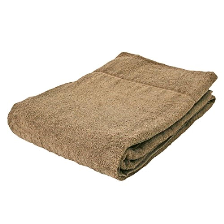 やわらかいタオルケット コットン100% シングル ロングサイズ 140×200cm ふんわり軽い中空糸 軽量 吸水 速乾 やわらか 保温性 綿100% (217ZR09S-BR)