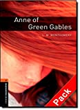 Anne of Green Gables (Oxford Bookworms Library) CD Pack