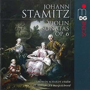 Stamitz: Violin Sonatas