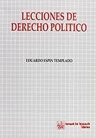 Lecciones de derecho político
