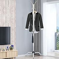 XRXY ターンアングルフロアリングコートラック/家庭用ベッドルームハンガー/リビングルームクリエイティブ衣服ハンガー(175×40cm) ( 色 : B )