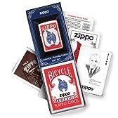 ZIPPO トランプ&ジッポーライター ギフトセット 24880