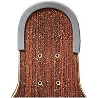スケートボードバンパースケートボードデッキガードプロテクターエッジプロテクション耐久性ショックアブソービングラバー #1