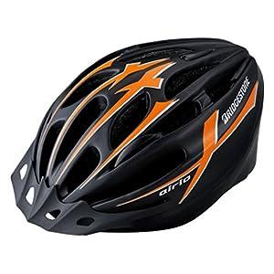 BRIDGESTONE(ブリヂストン) エアリオ ヘルメット ブラック CHA5660 L(56~60cm) B371301BL
