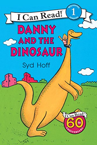 Danny and the Dinosaur 50th Anniversary Edition (I Can Read Level 1)の詳細を見る