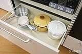 東和産業 食器棚シート 防虫 幅35cm システムキッチン用 画像