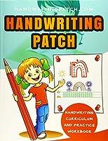 Handwriting Patch:  Handwriting Curriculum and Practice Workbook: Students learn handwriting while learning to draw - Handwriting Practice for Kids:  Exercises for Kindergarten/Preschool