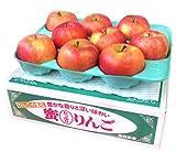 青森県産 りんご こみつ 約2kg 11~15玉 小玉限定 高徳種 化粧箱 特選